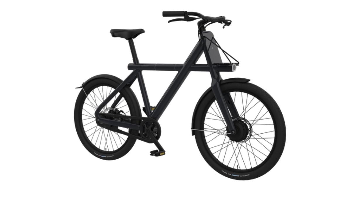La Vanmoof Electrified X2 es lo último en bicicletas eléctricas