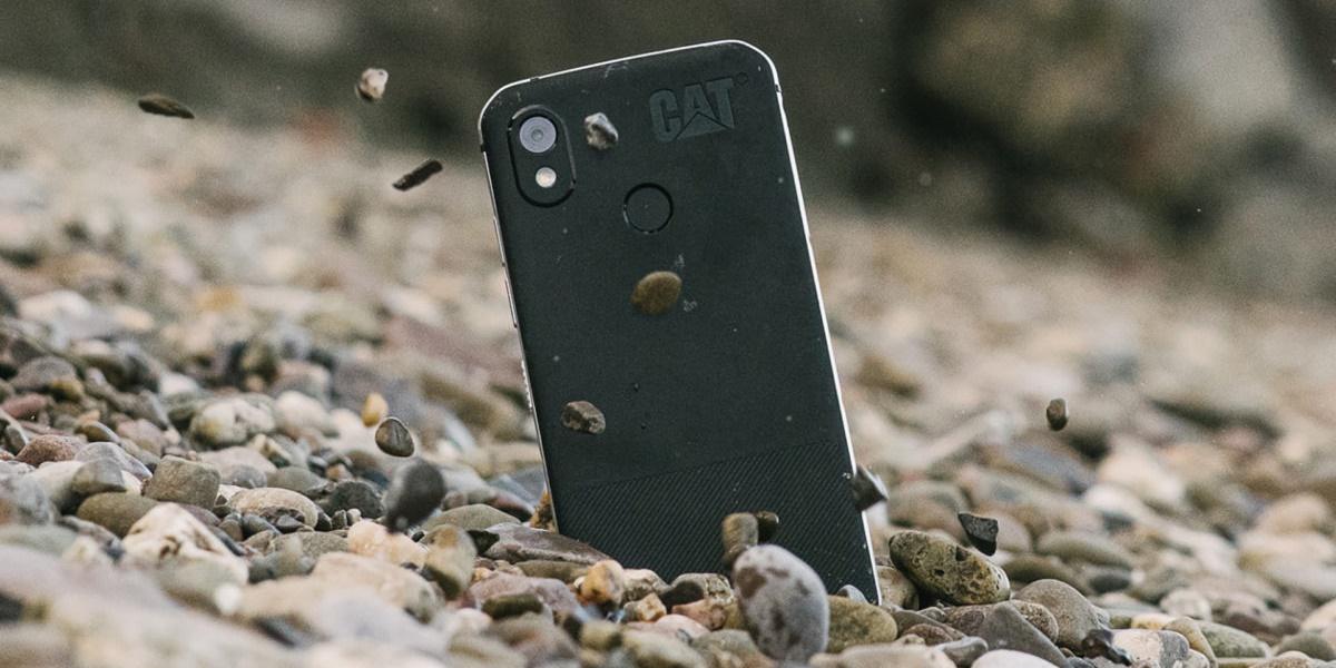 Cat S52, el nuevo móvil ultraresistente de Caterpillar y con mejor diseño que los modelos anteriores