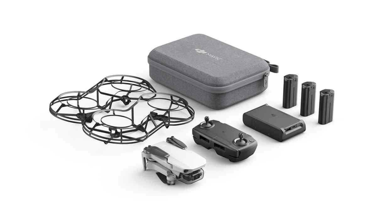 DJI Mavic Mini, el dron más ligero y compacto de DJI, es presentado oficialmente