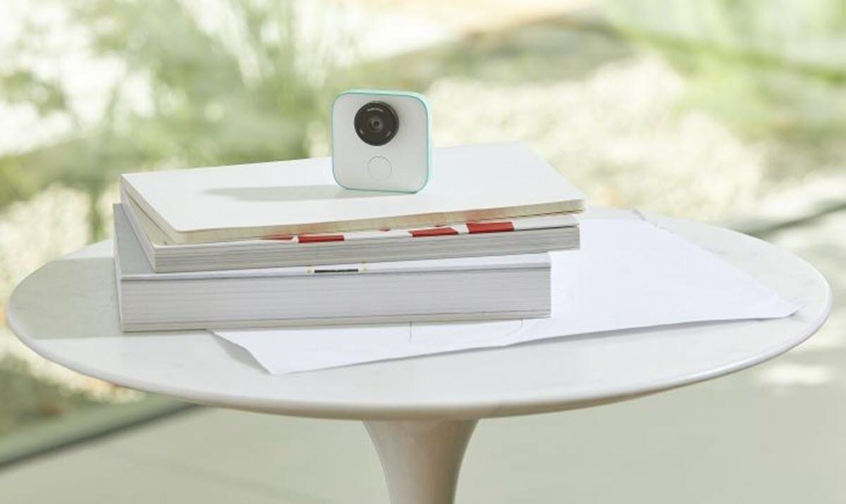 Google deja de producir su cámara impulsada por IA