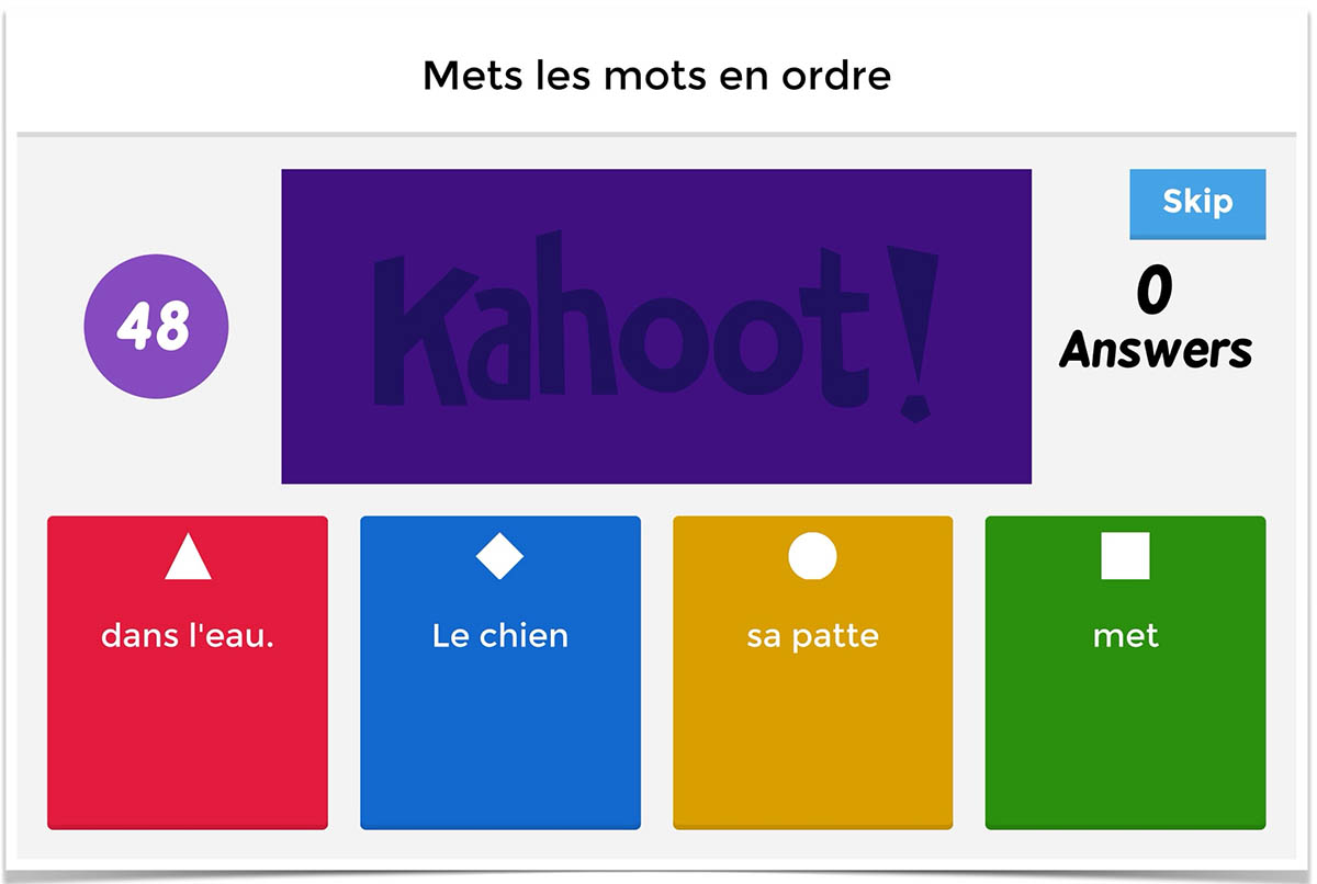 Las 4 mejores alternativas a kahoot!