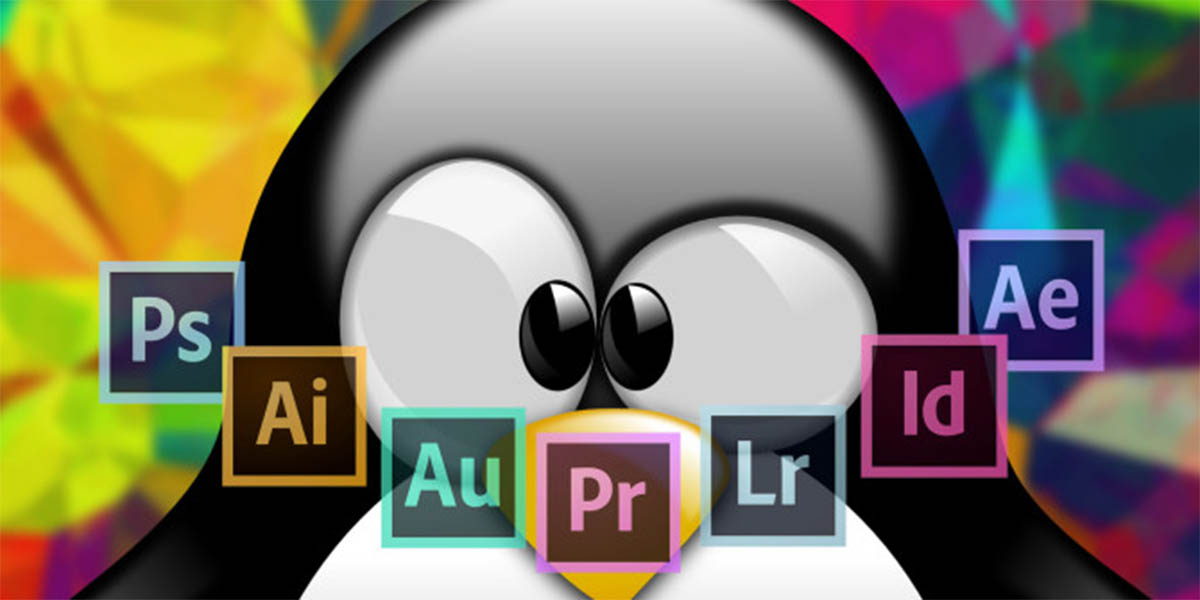 Descubre las mejores alternativas de Adobe para Linux
