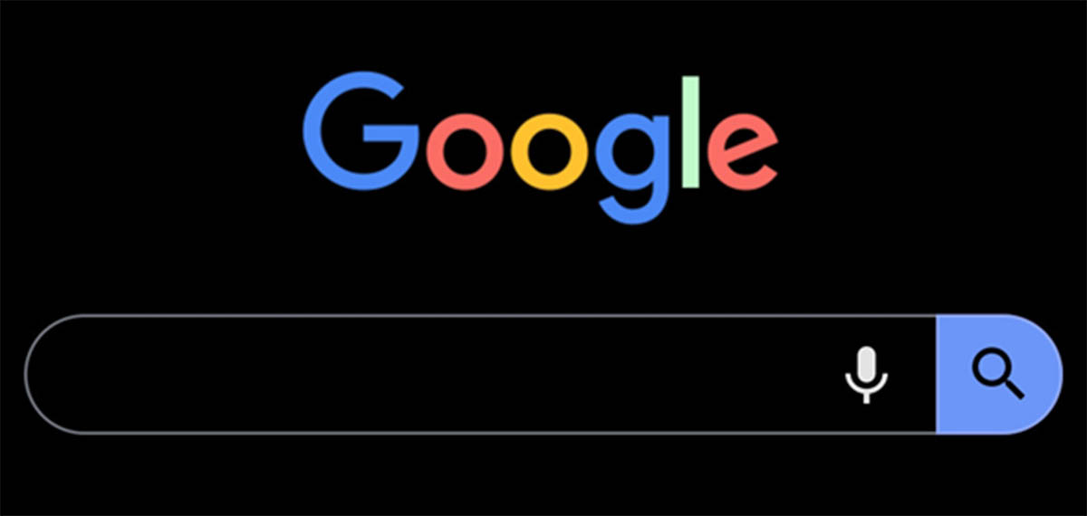 Modo Oscuro de Google activacion