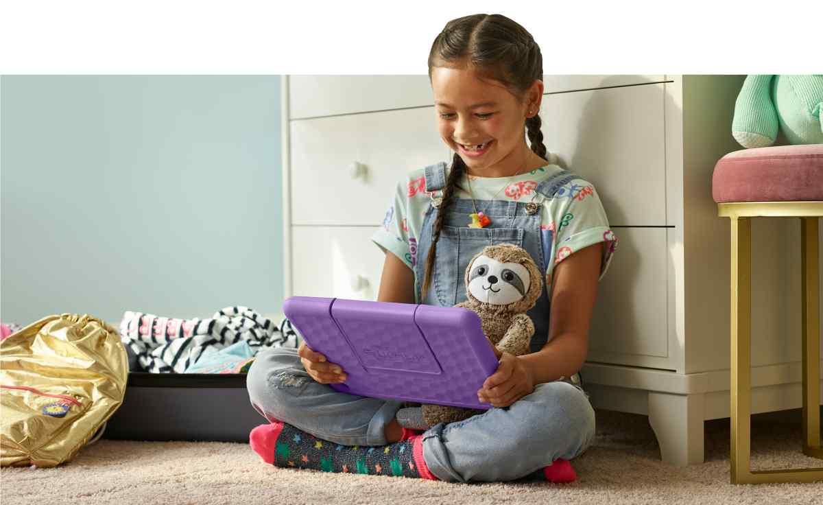 Amazon presenta una versión especial de Kindle para niños, entre otras novedades