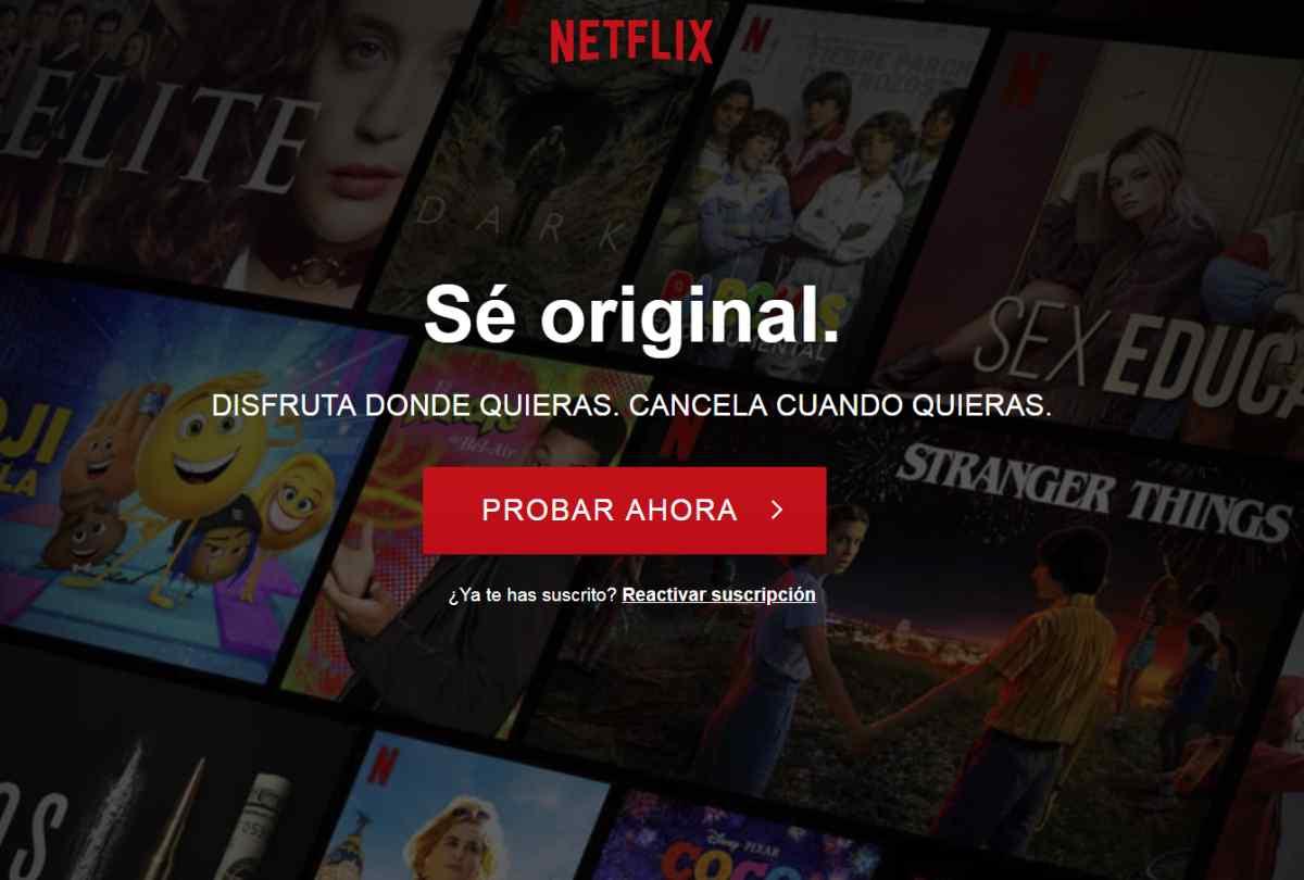 Netflix extiende su suscripción más asequible de unos 3 euros mensuales