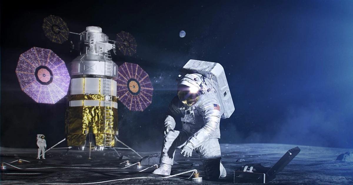 Los detalles del nuevo traje espacial que utilizarán los astronautas en su próximo viaje a la Luna