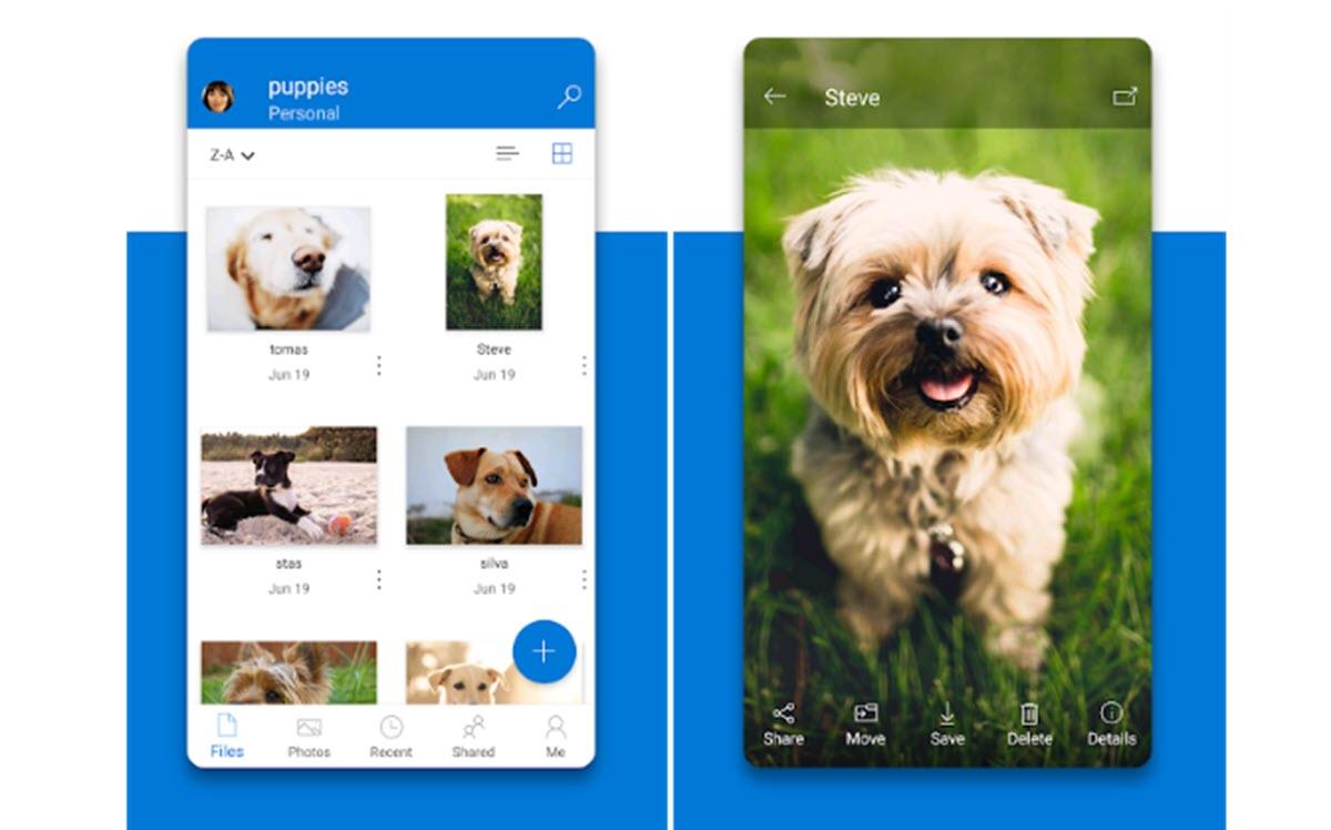 OneDrive para Android añade función para revivir nuestros mejores momentos