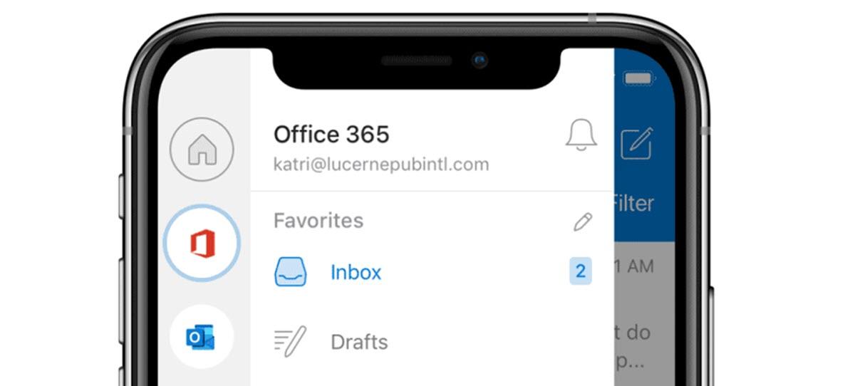 OneDrive y Outlook para iOS suman funciones para la visualización y gestión de contenidos