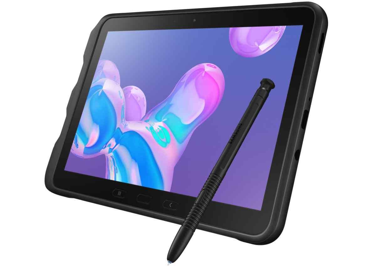 Llega la nueva tableta robusta de Samsung para el trabajo empresarial en entornos hostiles