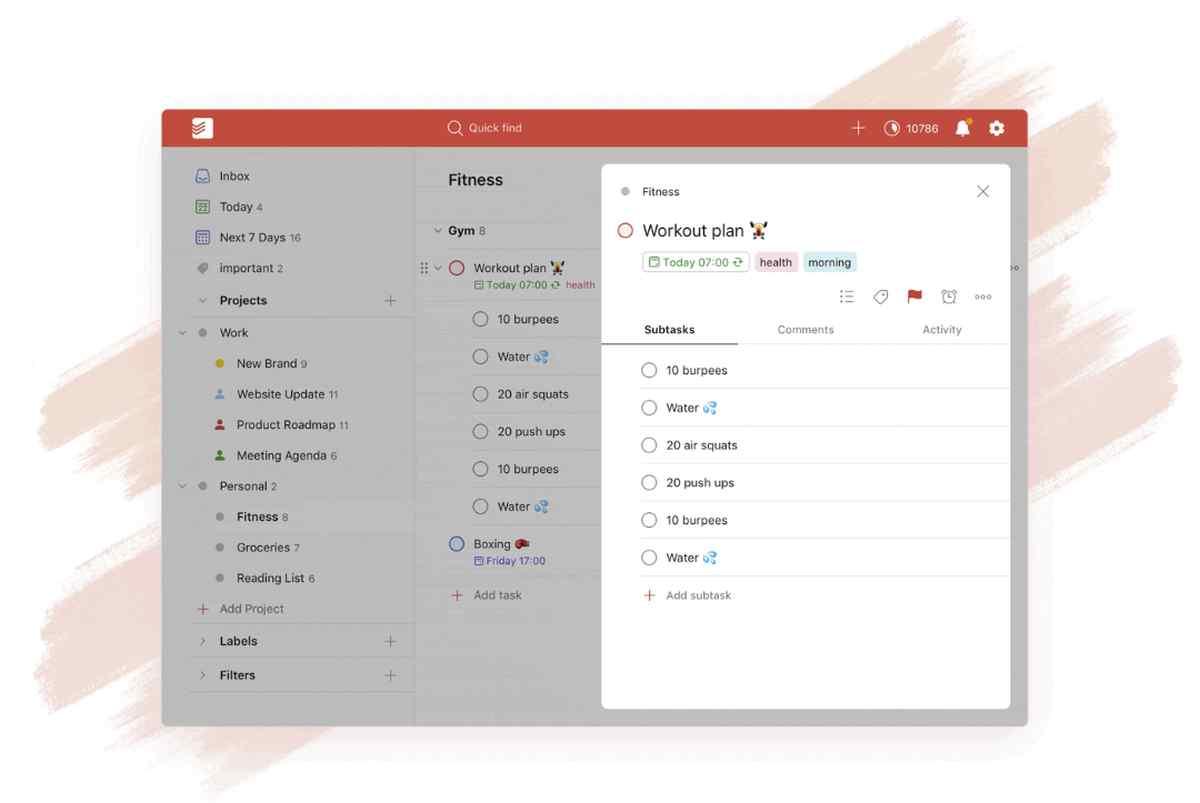 Llega importante actualización de Todoist para seguir siendo la mejor app de gestión de tareas