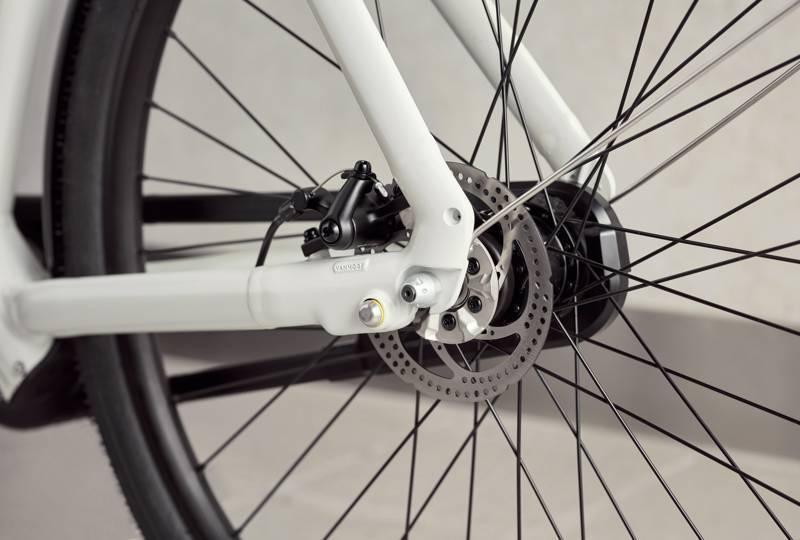 Vanmoof X2 ruedas