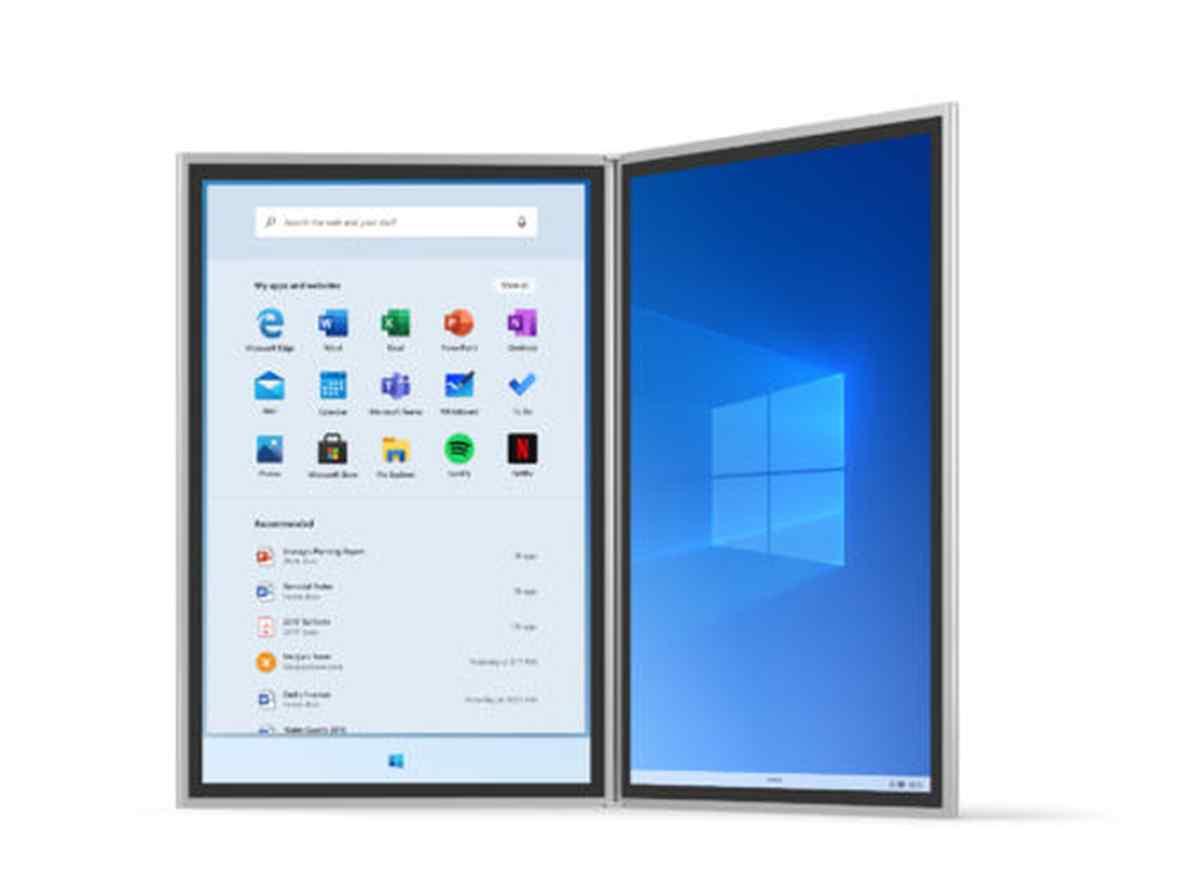 Esto es lo que tienes que saber de Windows 10X, dirigido a dispositivos de doble pantalla plegables