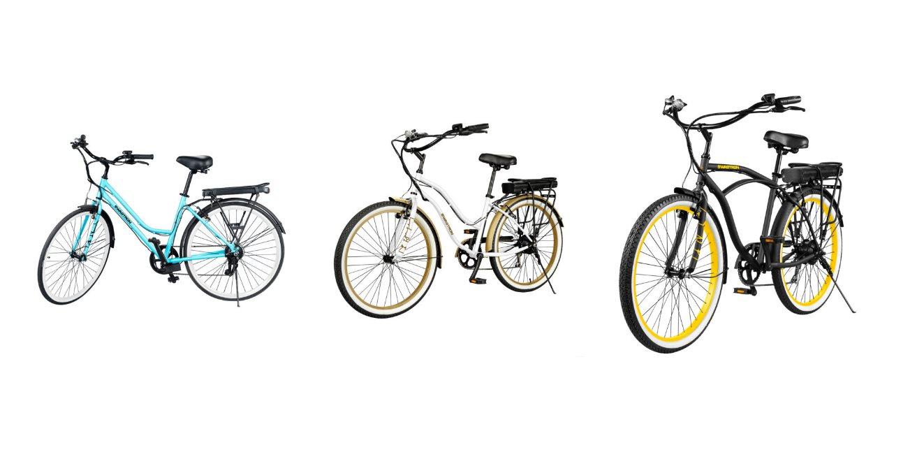 Swagtron presenta otras bicicletas eléctricas por menos de 1000 euros