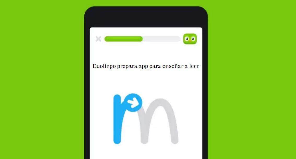 Nueva app de Duolingo ayudará a los niños a aprender a leer