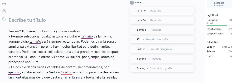 Lorca Editor Una Web Para Corregir Nuestros Textos En