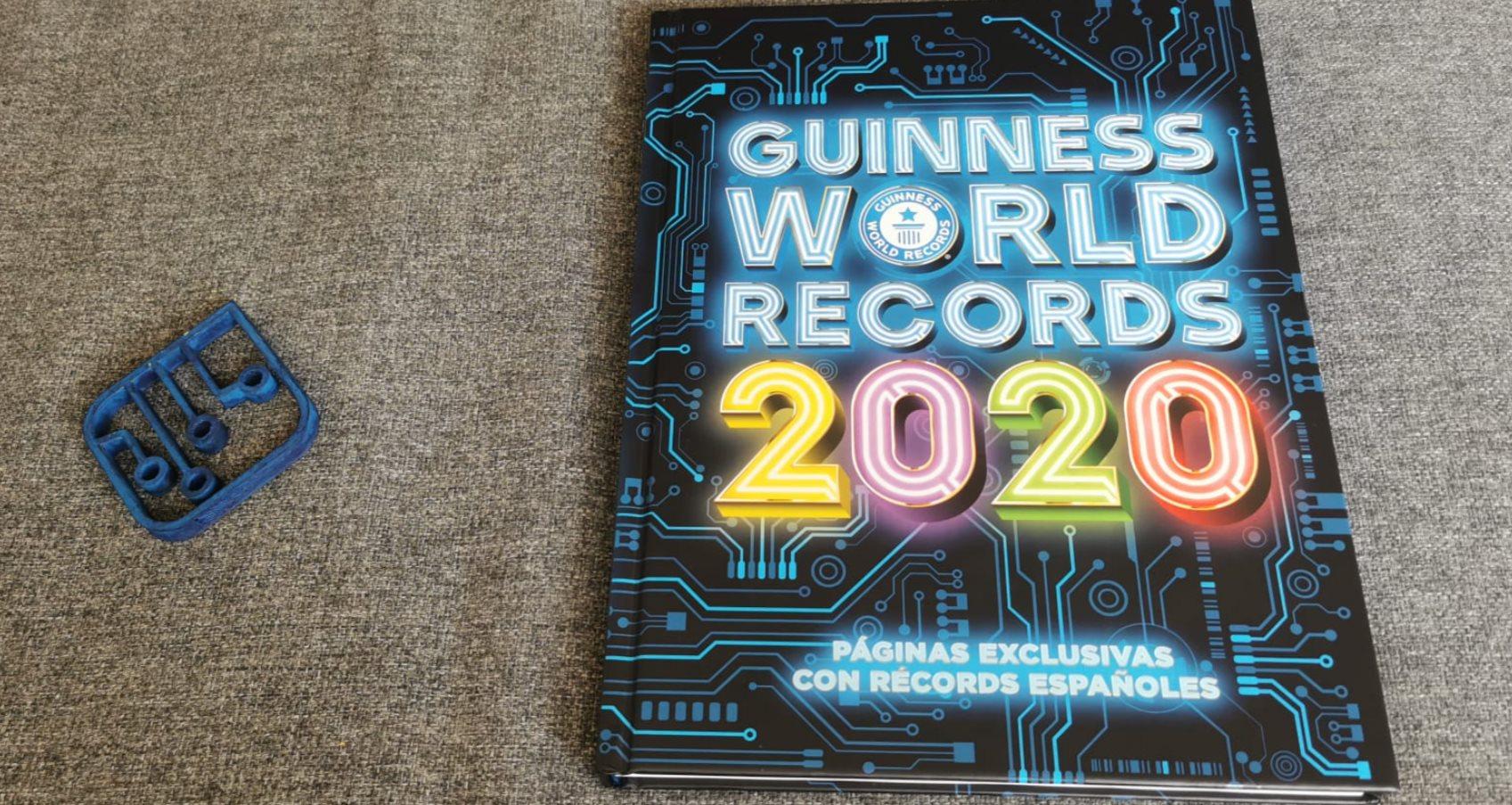Los récords de tecnología más impresionantes del libro Guinness 2020