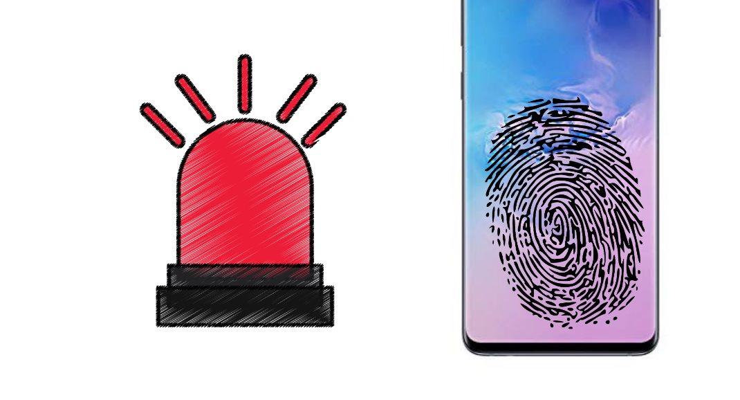 Pagar con la huella dactilar en el Samsung Galaxy S10 no es una buena idea
