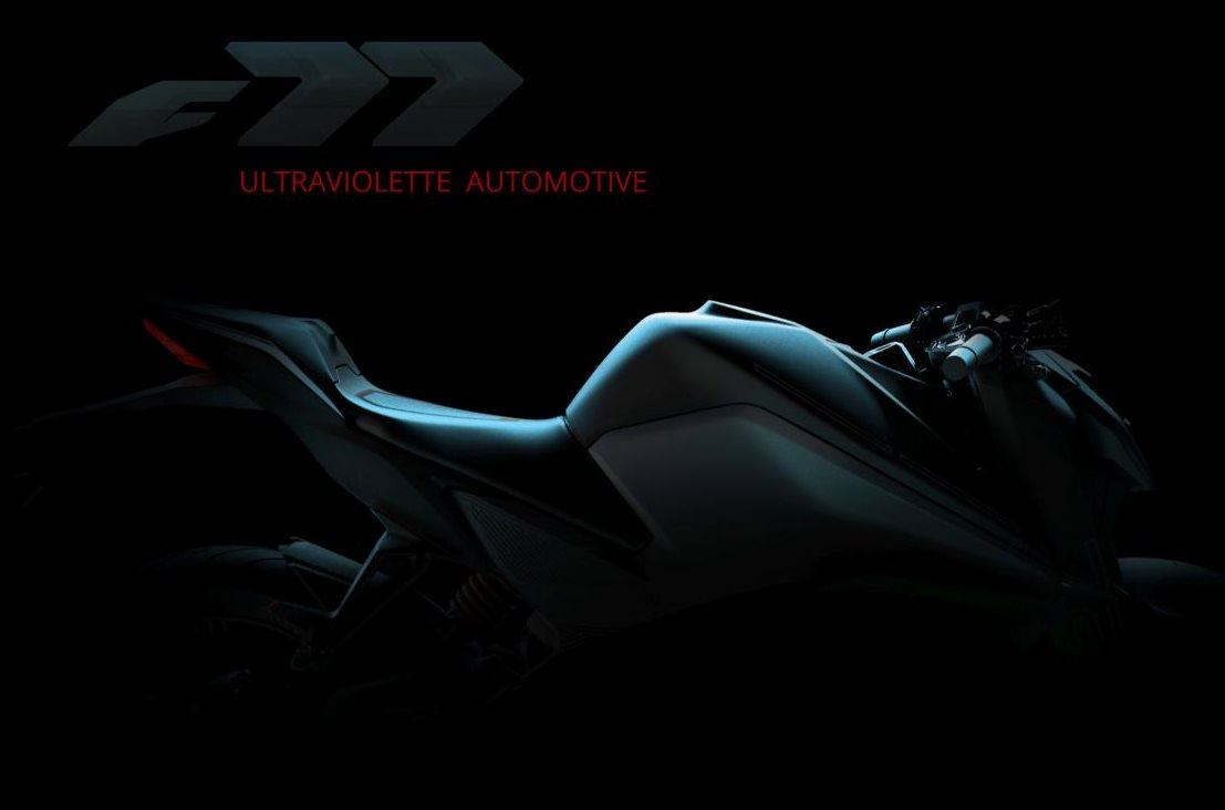 Ultraviolette F77, la moto eléctrica que promete superar a las de 200-250cc