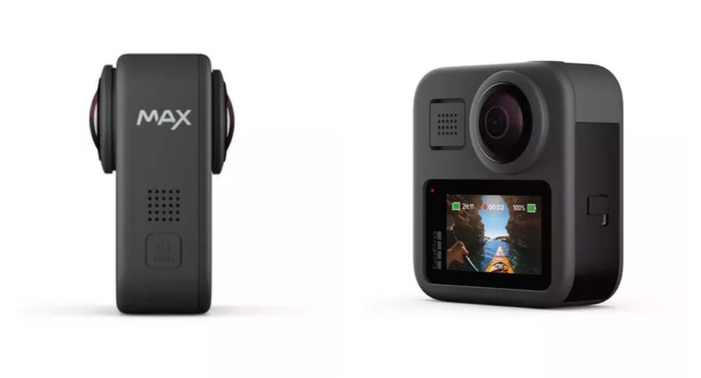 GoPro Max, la nueva cámara de 360 grados de GoPro