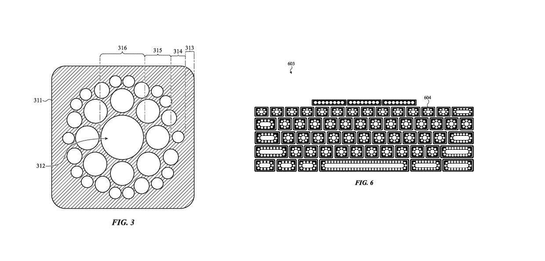 Apple presenta patente para crear teclados que se sientan más «físicos»