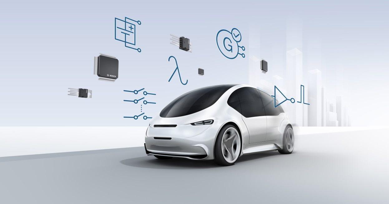 Bosch programará pequeñas explosiones en los coches eléctricos para evitar accidentes mayores