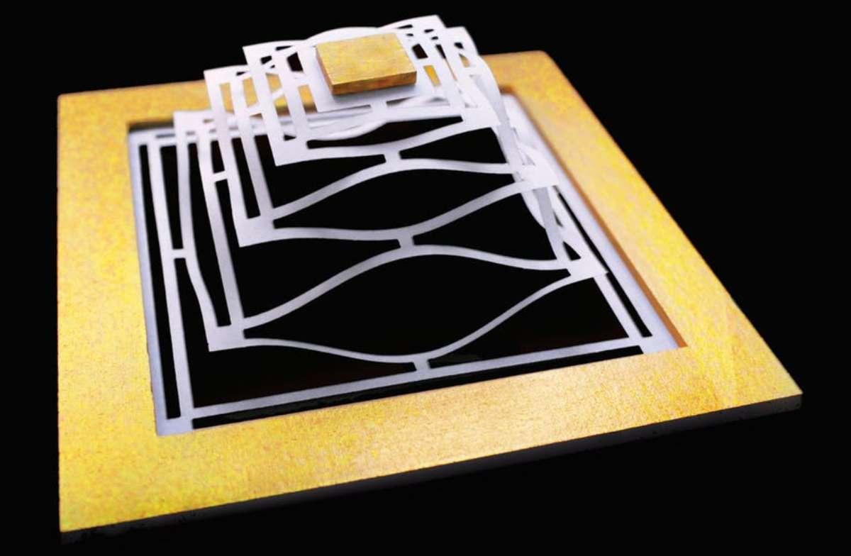 Desarrollan nuevos sensores de grafeno basados en el Kirigami
