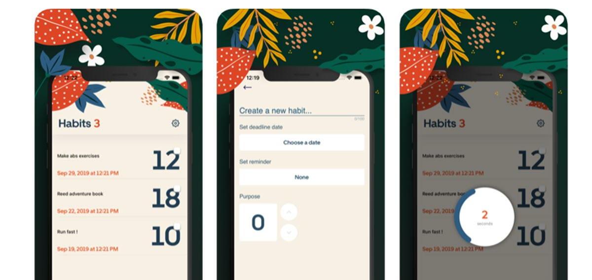 Una app para iOS que te ayudará a desarrollar nuevos hábitos