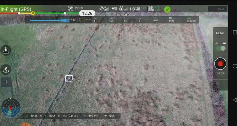 Escocia y su sistema de drones creados para encontrar personas desaparecidas