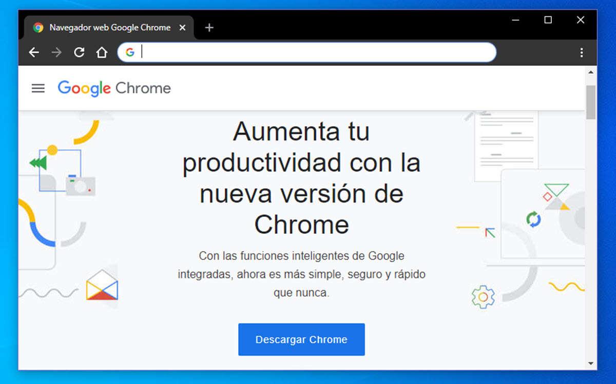 Google Chrome tiene un grave fallo de seguridad