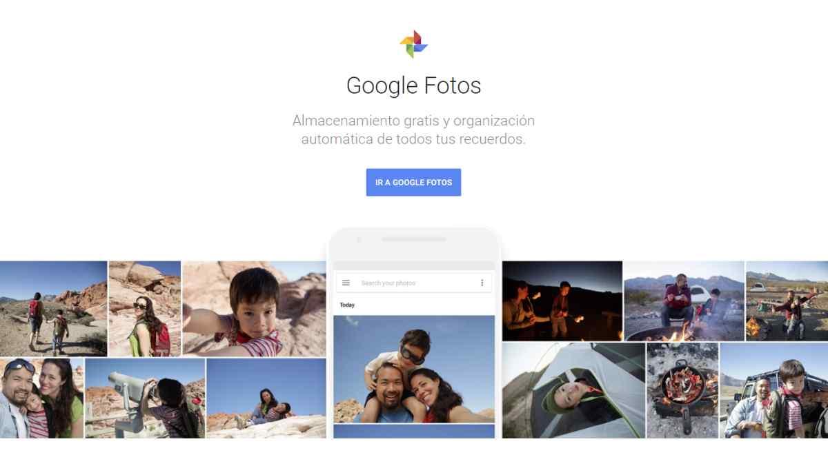 Google Fotos comienza a permitir el etiquetado manual de las personas en las fotos