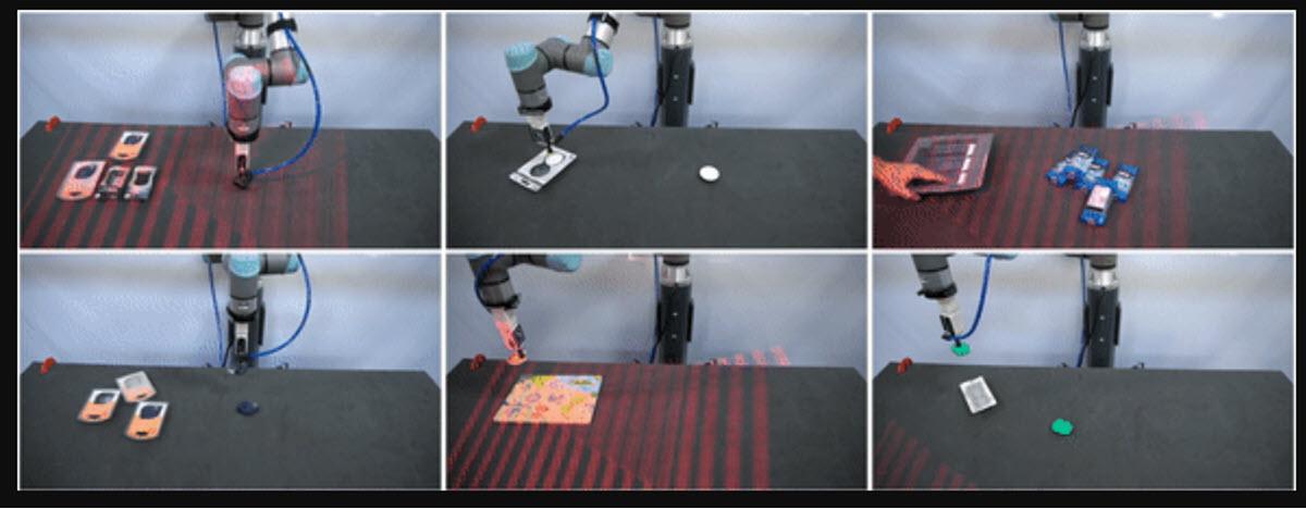 Así enseña la IA de Google a un robot a ensamblar objetos