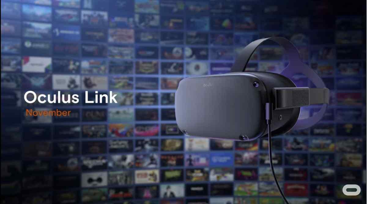 Oculus Link llega en beta pública para llevar los juegos de Oculus Rift a Oculus Quest con un PC gaming