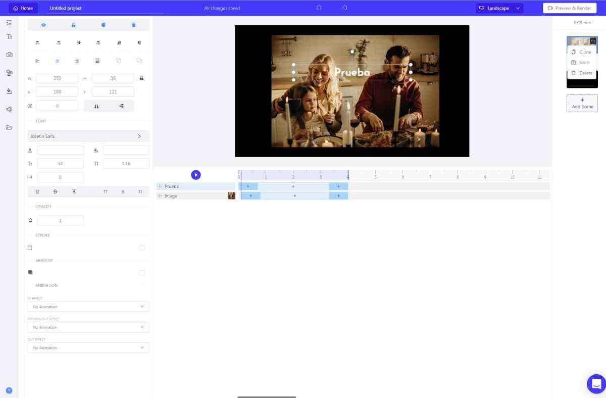 Recast Studio, para crear vídeos de forma sencilla en la web sin conocimientos en edición