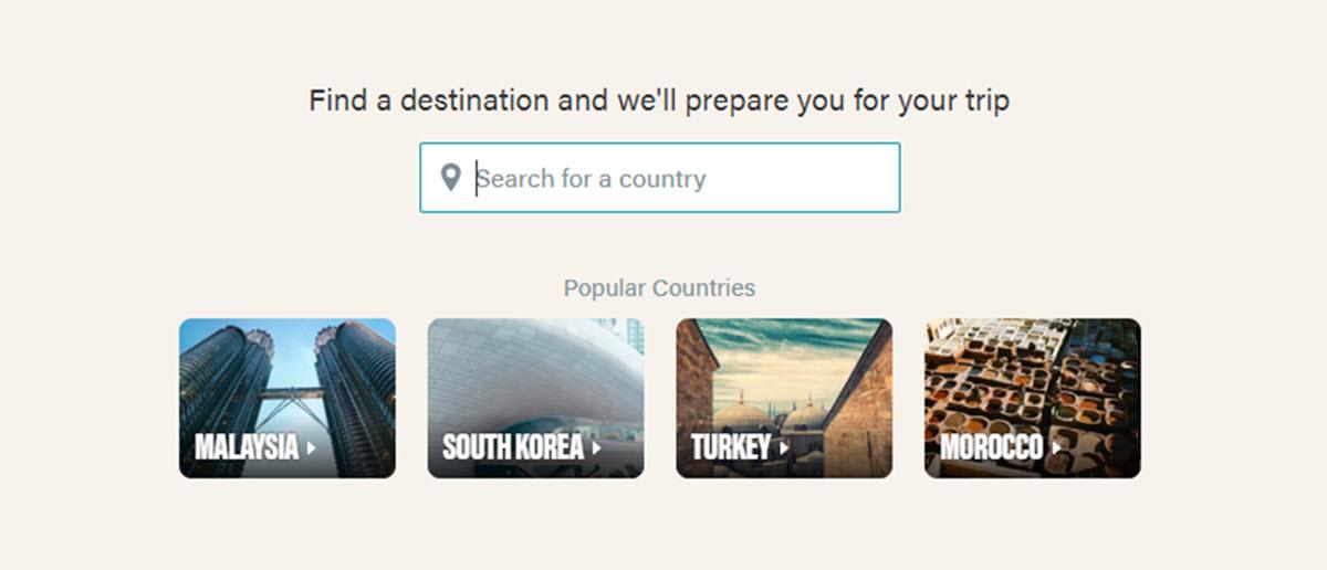 Wanderium, un asistente personal para planificar cada detalle de tu viaje
