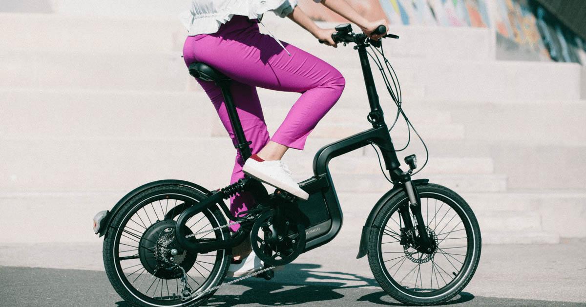 KYMCO, tres bicicletas eléctricas para casi todos los gustos