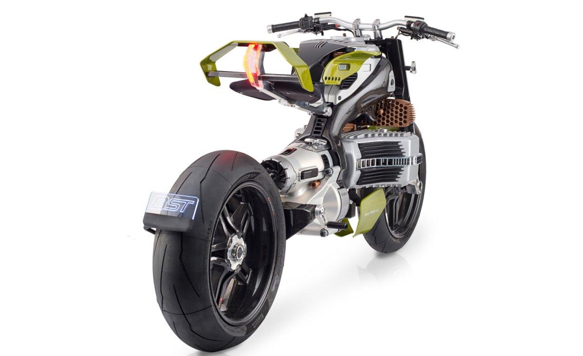 Blackstone HyperTek: ciencia ficción sobre dos ruedas