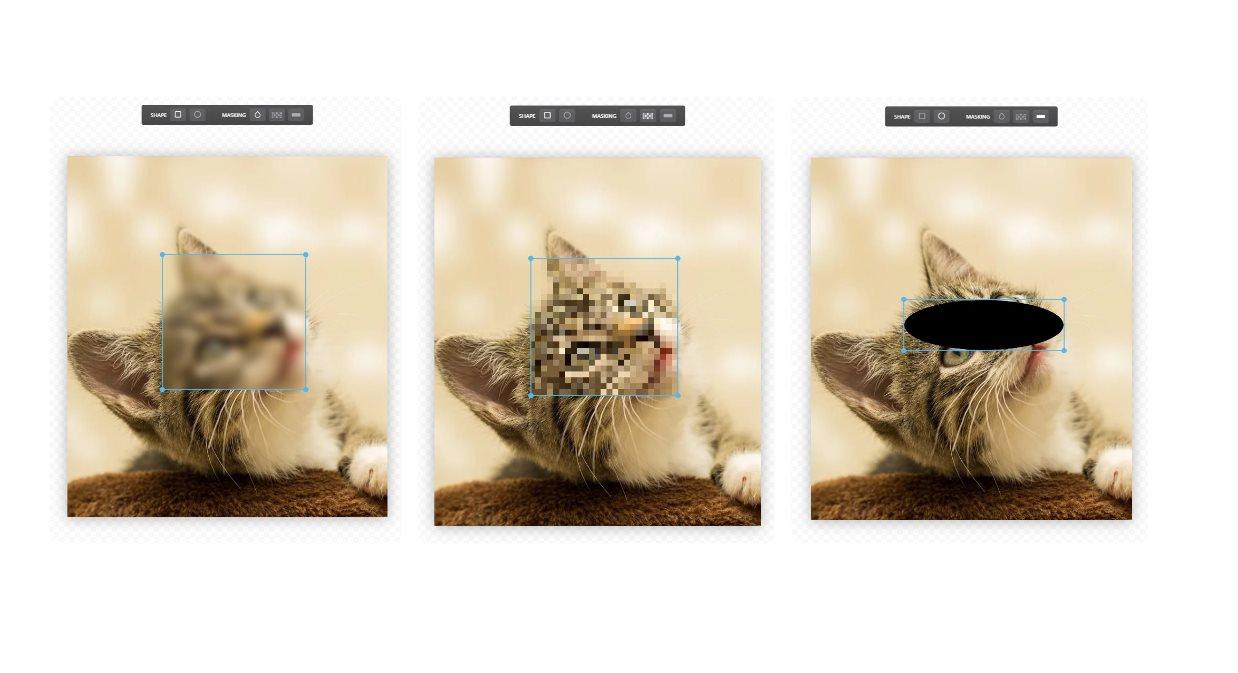 Cómo pixelar u ocultar partes de una imagen sin instalar nada, desde la web