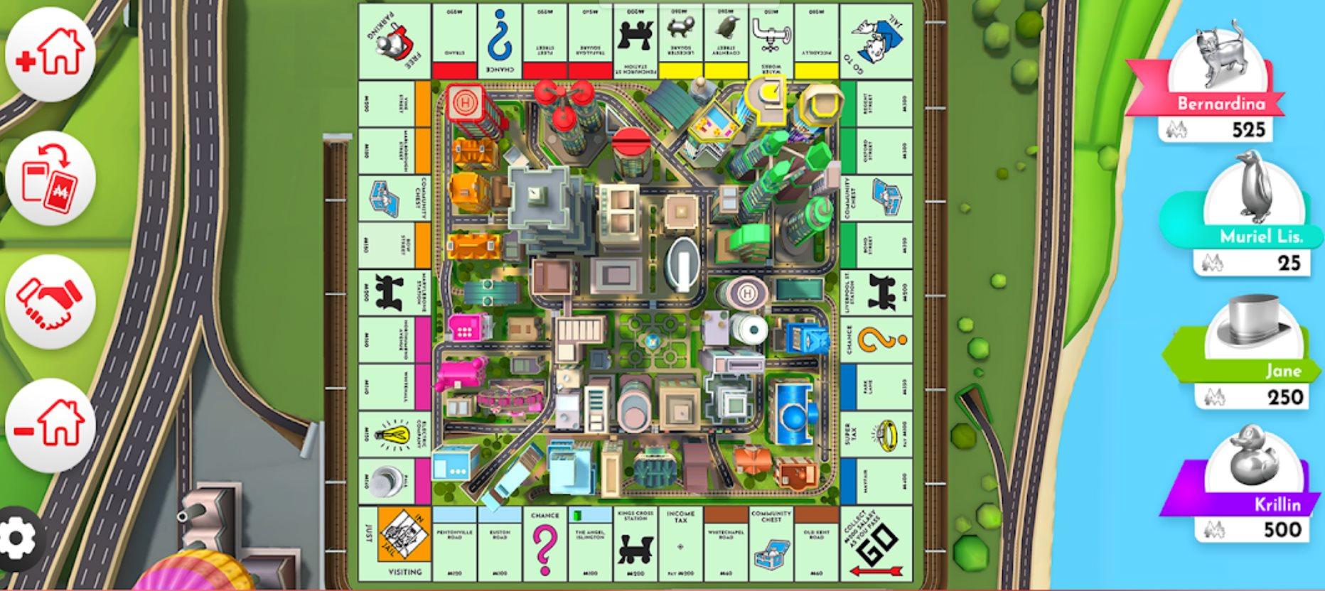 Llega un nuevo Monopoly para Android