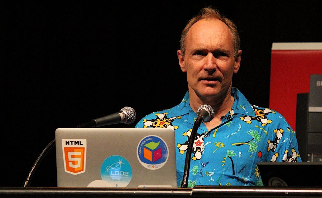 Tim Berners-Lee presenta su fórmula para orientar la web hacia un mejor futuro