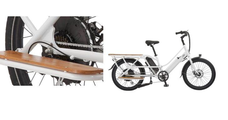 Packa, la bicicleta de carga que tiene prohibidas las pendientes