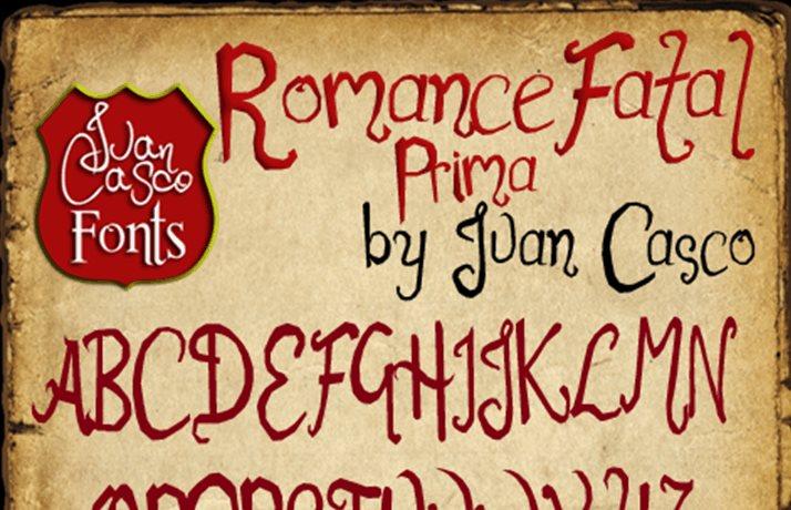 Romance fatal prima
