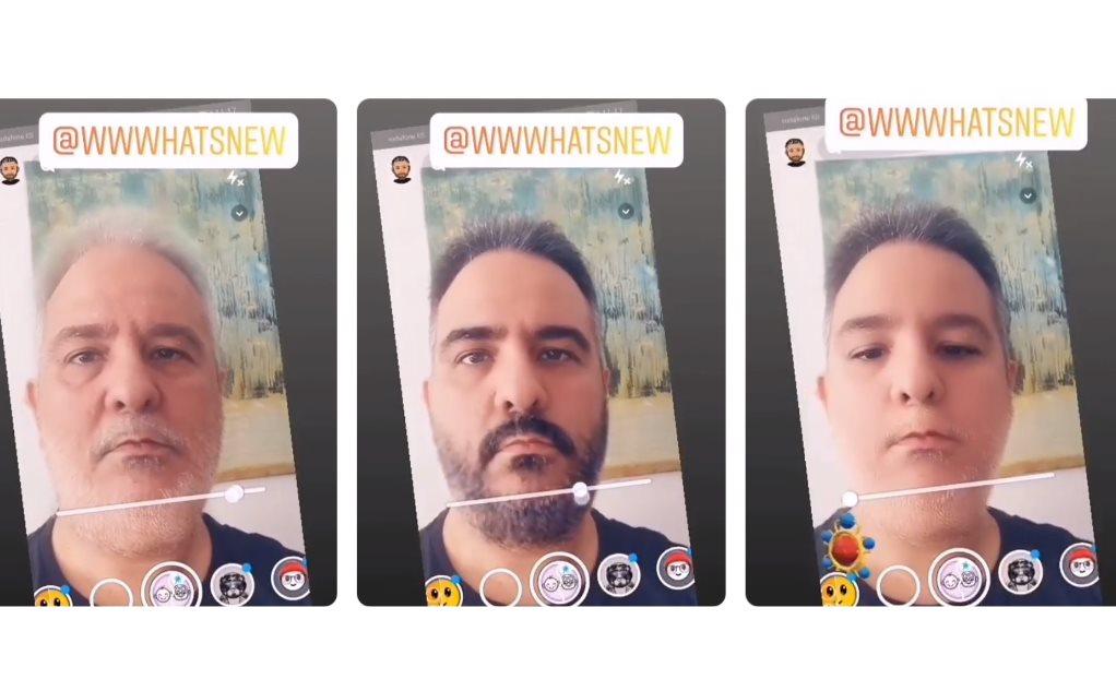 Snapchat ya nos permite ver nuestra versión niño, adulto y anciano