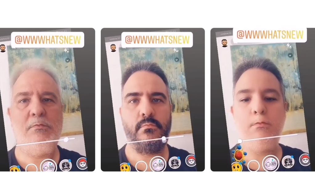 snapchat filtros