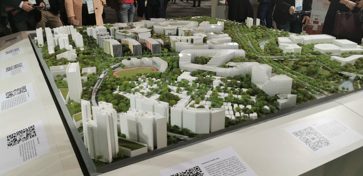 Singapur en la SCEWC19, muestra su colección de apps para gestionar las ciudades