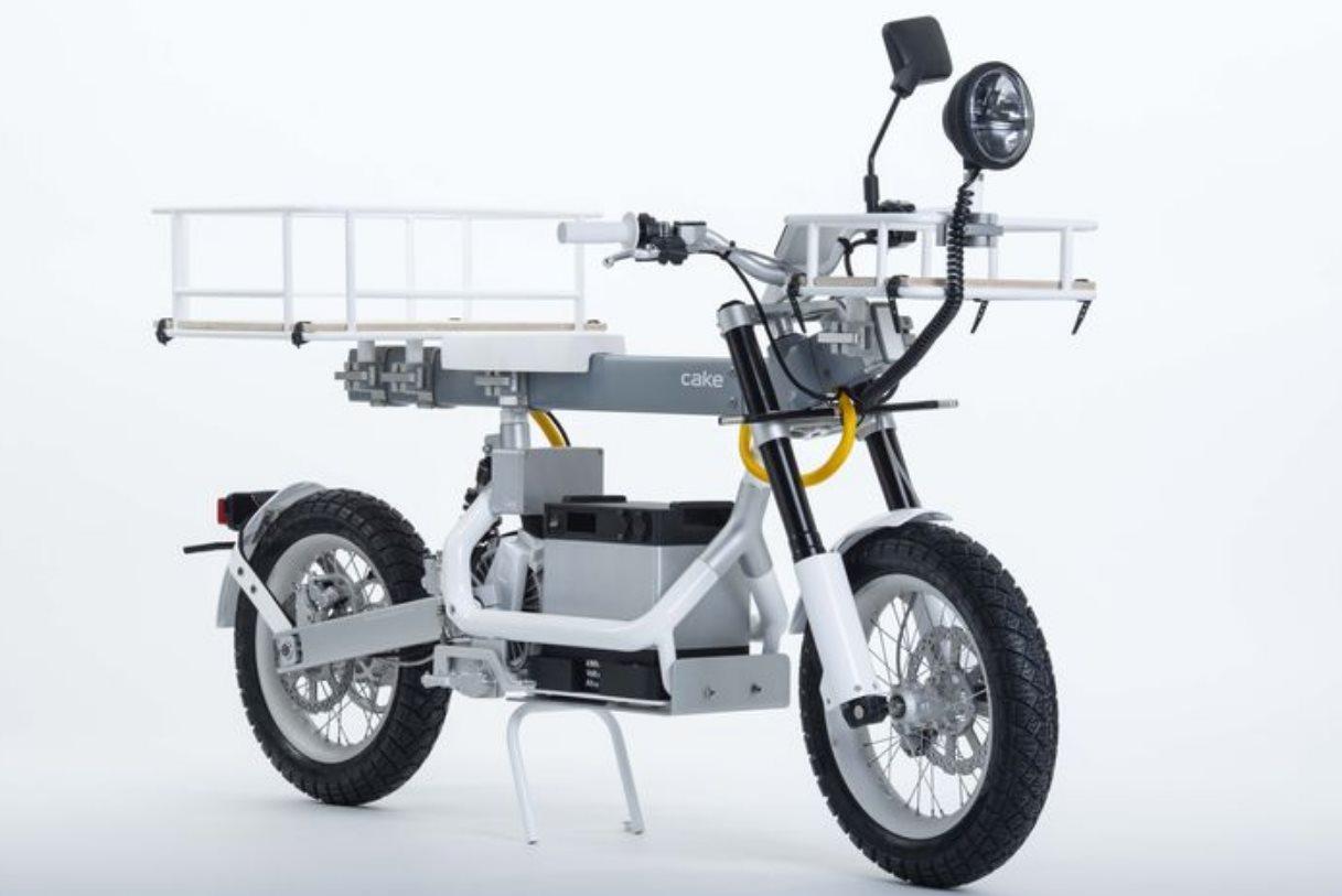 Sí, esto es una moto eléctrica, y cuesta 6.000 dólares