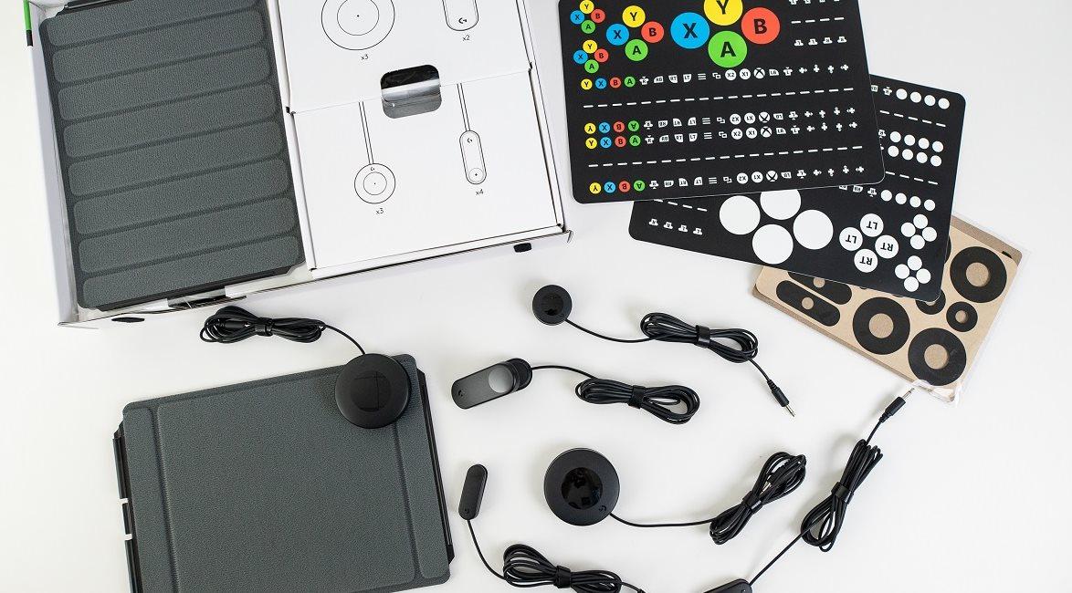 Logitech presenta accesorios para los gamers con movilidad limitada
