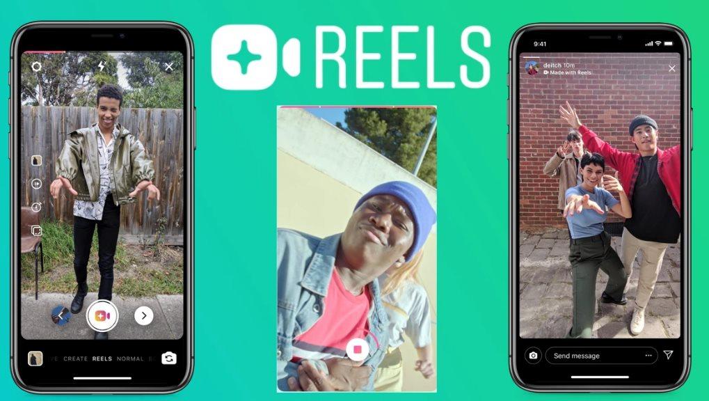 Instagram lanza Reels, nueva función para crear vídeos con música