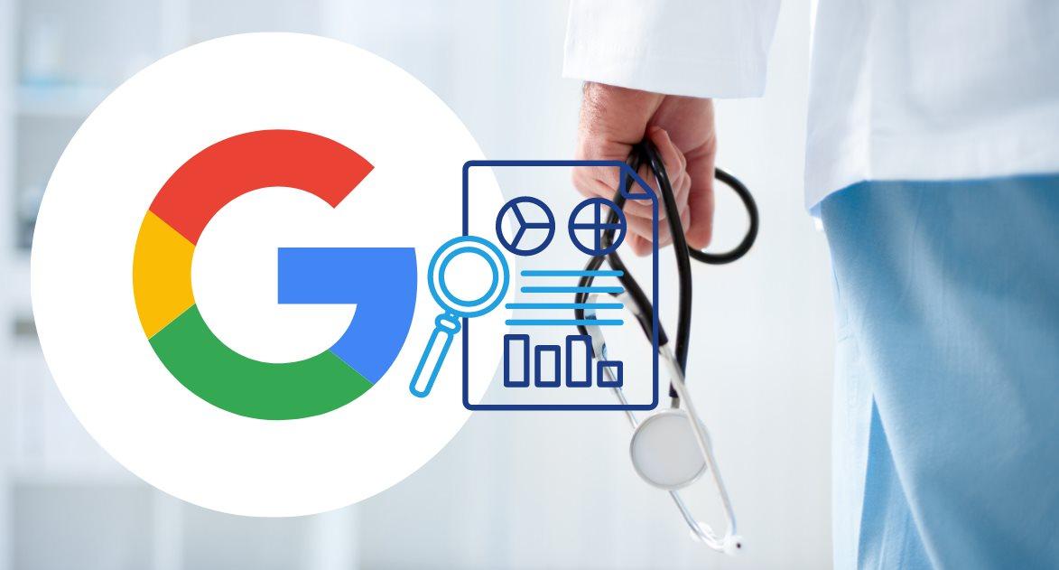 Google tendrá acceso a millones de registros médicos de pacientes