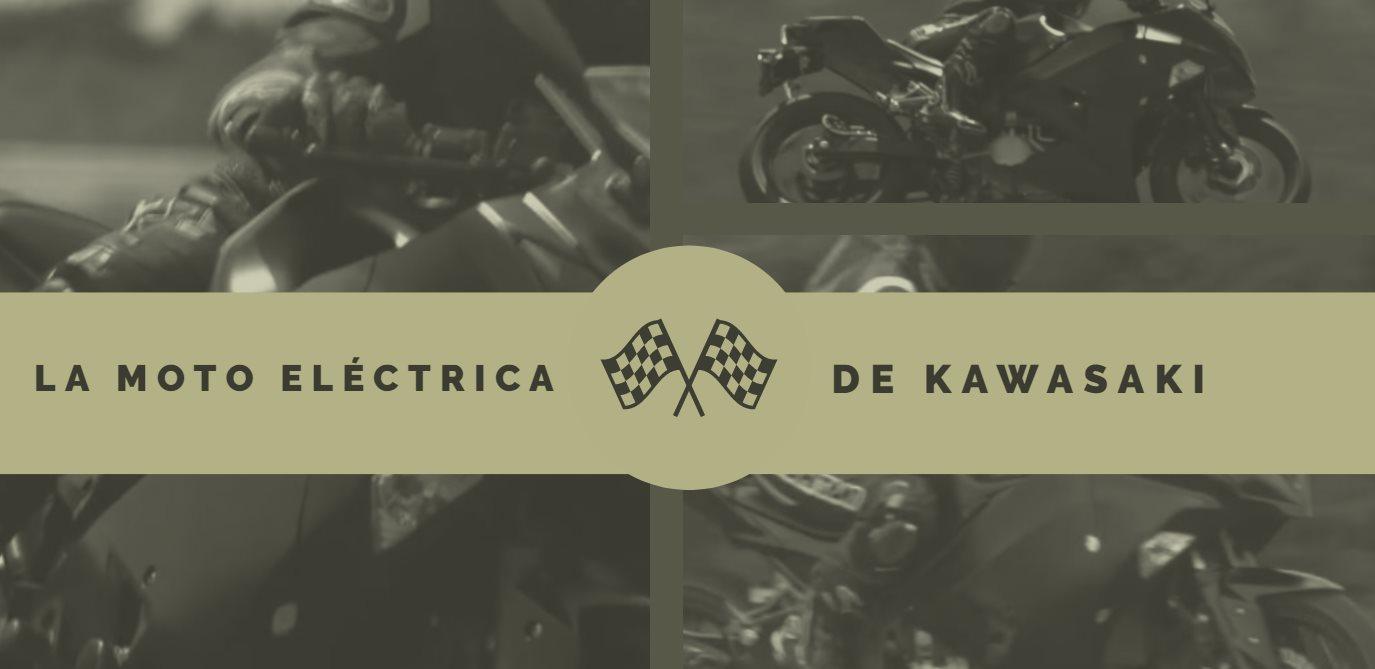 Kawasaki confirma su moto eléctrica