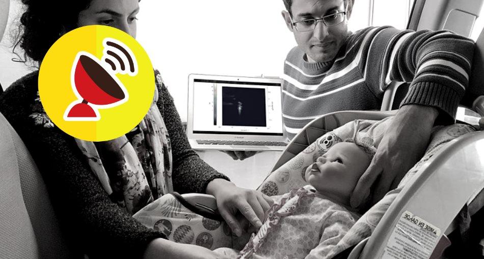 Un nuevo sensor para no olvidar a tu hijo o mascota en el coche